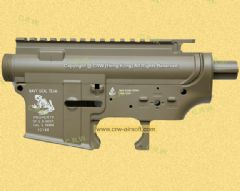 M4 metal body- Frog tan